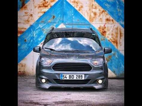 Ford Courier Garage Courier Farkıyla Youtube