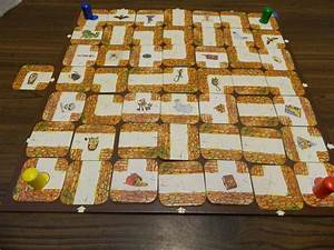 Labyrinth The Amazeing Labyrinth Board Game Review And
