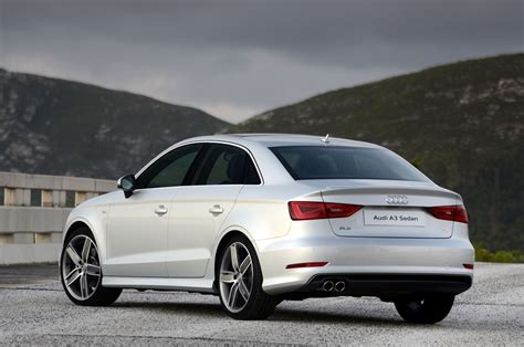 audi  sedan launched  south africa