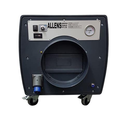 smh negative pressure unit  asbestos removal