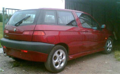 Alfa Romeo 145 by 1999 Alfa Romeo 145 Pictures 1400cc Gasoline Ff