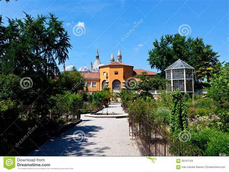 Botanischer Garten, Padua, Italien Stockfoto  Bild 56197194