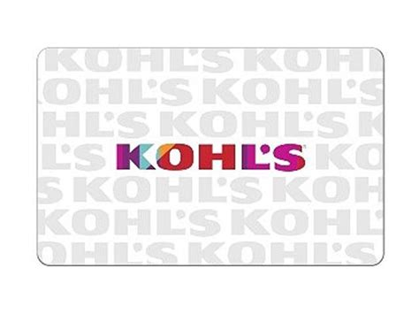 Earn kohl's cash® on every purchase, every day. Kohl's $100 Gift Cards (Email Delivery) - Newegg.com