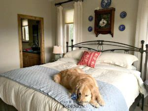 sherwin williams accessible beige  country farmhouse