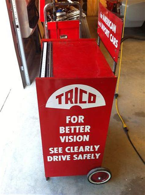 buy vintage service gas station dealership trico wiper