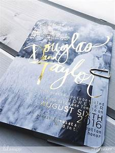 just lovely another beautiful heidi swapp creation heidi With minc foil wedding invitations