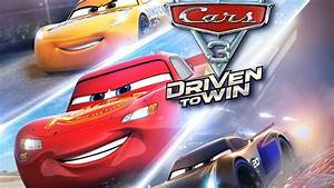 Cars 3 Driven To Win Review