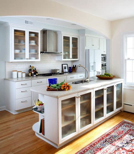 how to open up a galley kitchen opening up a galley kitchen in a rowhouse or apartment 9495