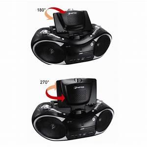 Dvd Player Mit Usb : portabler beamer mit integriertem dvd player cd player ~ Jslefanu.com Haus und Dekorationen