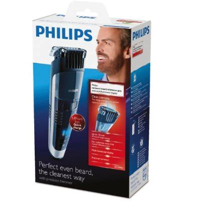 holiday guide phillips norelco vacuum stubble  beard trimmer