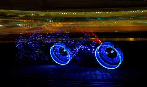 tokyo motor show light art janleonardo