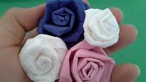 Comment Faire Des Roses En Papier : comment faire des roses en papier ~ Melissatoandfro.com Idées de Décoration