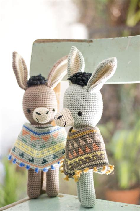 ramon donkey amigurumi pattern amigurumipatternsnet