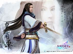 Chinese Paladin 5 new episode showcase 3-D rendering of ...