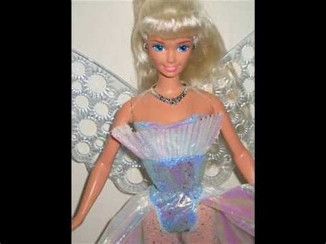 Barbie Bubble Angel, Barbie Flower Fun And Barbie Inline