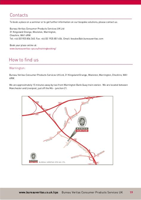 bureau veritas cps bureau veritas consumer products services uk 2016 seminars