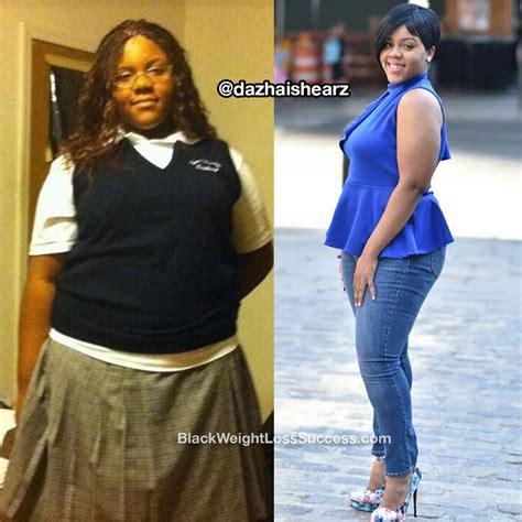 dazhai lost  pounds black weight loss success