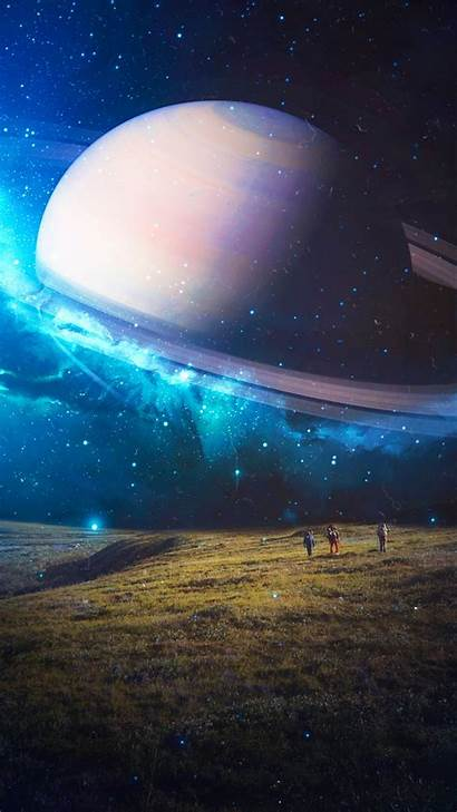 Alternate Reality Space Planet Stars Future Wallpapers