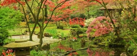 Types Of Gardens : Japanese Garden Landscapes