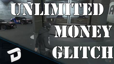 Unlimited Money Glitch! (gta 5 Online