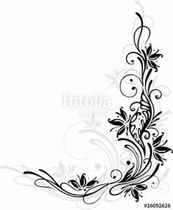 Umrandungen Vorlagen Kostenlos : blumen ornament floral muster bl te stock image and royalty free vector files on fotolia ~ Orissabook.com Haus und Dekorationen
