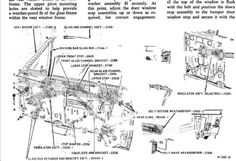 Network Wiring Diagram 1963 Fairlane by 332 428 Ford Fe Engine Forum 66 Fairlane Window Regulator