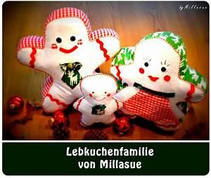 Nähen Für Weihnachten Und Advent : n hen f r weihnachten und advent lebkuchen familie teil 1 binenstich ~ Yasmunasinghe.com Haus und Dekorationen