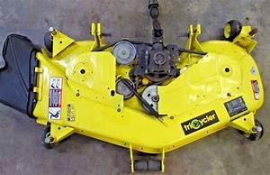 John Deere 425 445 455 48 U0026quot  Inch Mower Deck