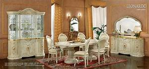 meuble italien chambre a coucher elegant merida bois With salle a manger italienne