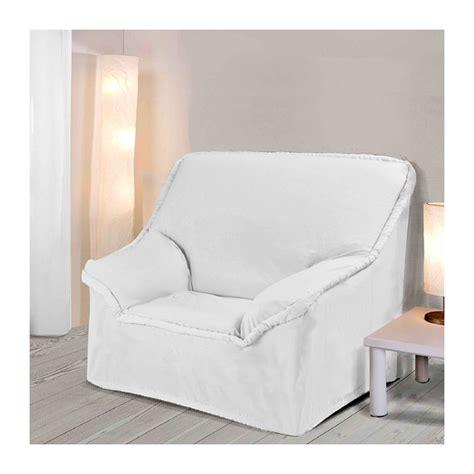 housses de canapé housse fauteuil a accoudoirs ecru