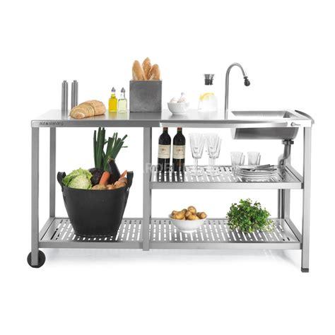Küchenwagen Outdoor Ikea by Gartenk 252 Che Outstanding Basic Mit Sp 252 Le