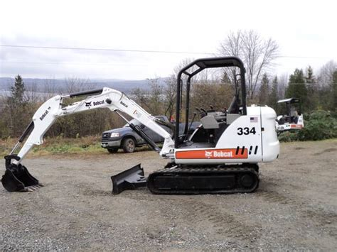 bobcat  mini excavator  sale heavy equipments