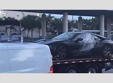 Rapper XXXTentacion's car is taken away by police YouTube