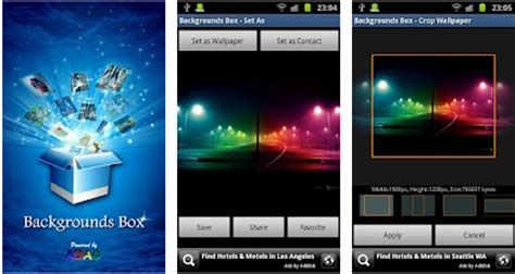 android wallpaers apps
