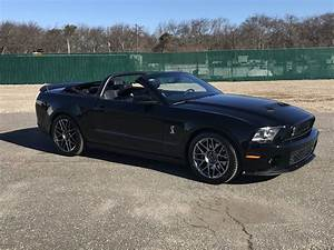 2012 Ford Mustang SHELBY GT500 CONVERTIBLE for sale #82121 | MCG