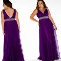 bridesmaid dresses for plus size plus size purple wedding dresses pluslook eu collection