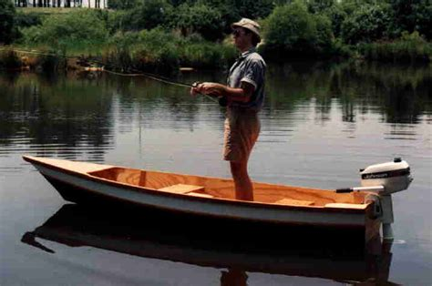 Wooden Utility Boat Plans by Croc Wooden Boat Plans