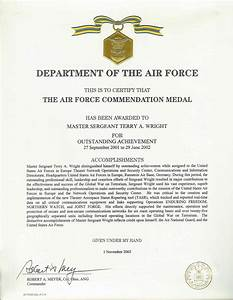 air force certificate of appreciation template the best With air force certificate of appreciation template
