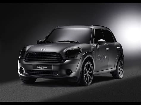 Mini Cooper Countryman Backgrounds by 2010 Mini Countryman By Calvin Klein