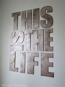 78 best images about diy wall art ideas on pinterest With acacia home metal letters