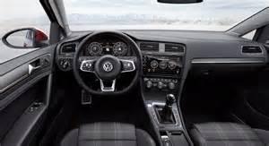 2018-vw-gti-interior-dash - The Fast Lane Car