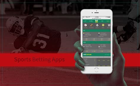 top sports betting apps  iphone  android mobile
