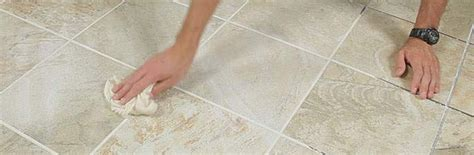 how to grout floor tile how to grout tile floors at the home depot