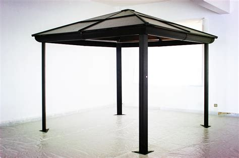 polycarbonate roof aluminium metal gazebo buy metal gazebo with pc outdoor gazebo with metal