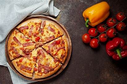 Pizza 4k Background Wallpapers Still Wall