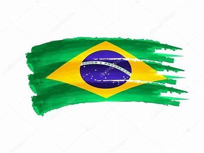 Flag Brazilian Bandeira Brasil Drapeau Brazil Vlag