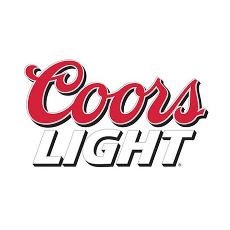 Coors Light Font by The Ubiquitous Work Of Ian Brignell Logo Design