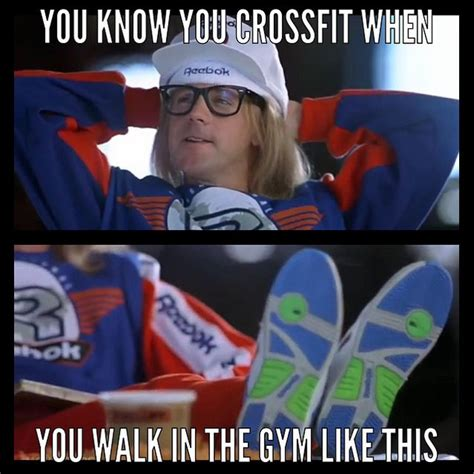 Crossfit Meme 22 Crossfit Memes That Are Way For Words