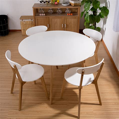 ikea kitchen table and chairs white round kitchen table ikea roselawnlutheran