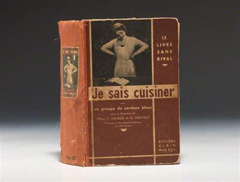 helene delage je sais cuisiner edition bauman books